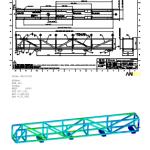 Tubing Hanger shipping frame